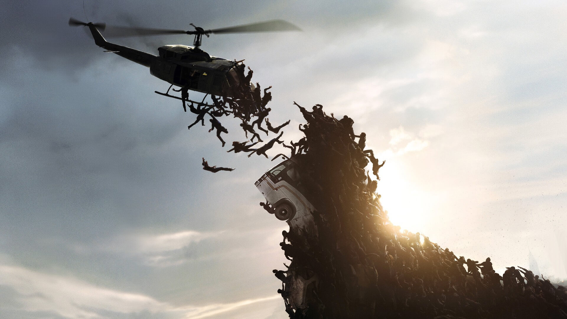 WORLD WAR Z – MAIN TITLES